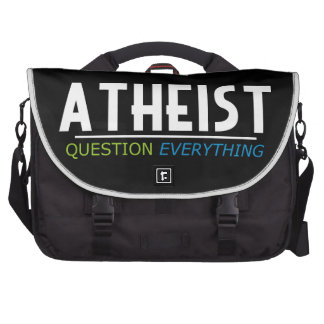 Ateo - pregunta todo bolsa de ordenador