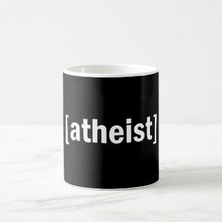 [ateo] taza básica blanca