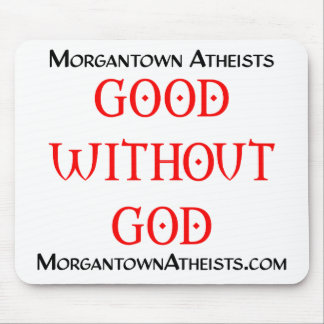 Ateos de Morgantown Alfombrillas De Raton