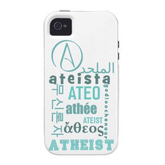 Ateos globales iPhone 4 carcasas