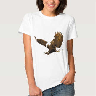 Aterrizaje de Eagle calvo Camisas