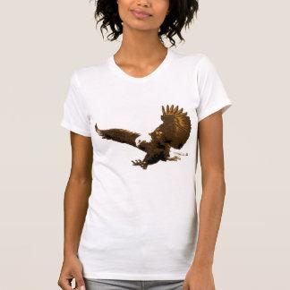 Aterrizaje de Eagle Camiseta