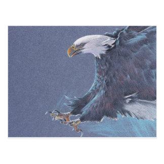 Aterrizaje de Eagle Postal