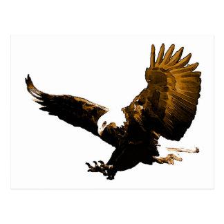 Aterrizaje de Eagle Postales
