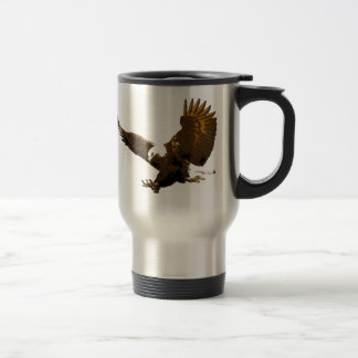 Aterrizaje de Eagle Tazas De Café
