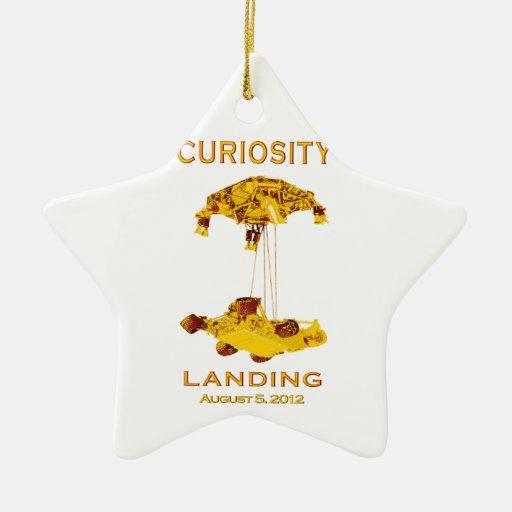 Aterrizaje de la curiosidad - 5 de agosto de 2012 ornamento de reyes magos