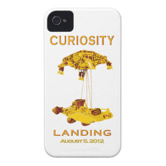 Aterrizaje de la curiosidad - 5 de agosto de 2012 iPhone 4 cobertura