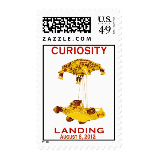 Aterrizaje de la curiosidad:  6 de agosto de 2012 envio