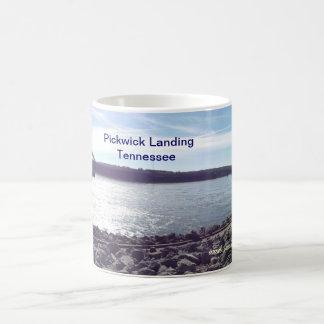 Aterrizaje de Pickwick, taza de Tennessee