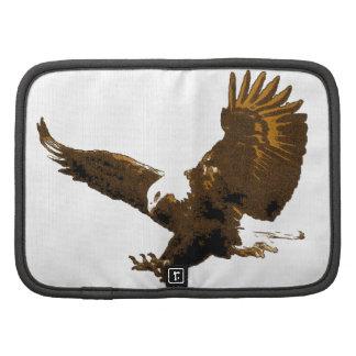 Aterrizaje Eagle Organizador