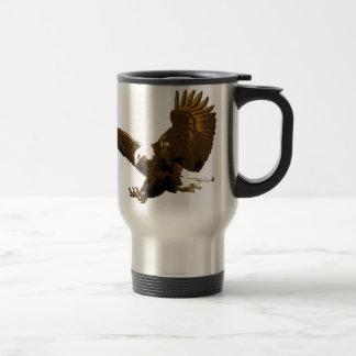 Aterrizaje Eagle Tazas De Café