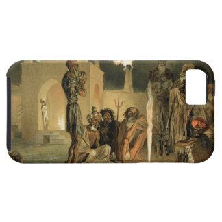 Ateseh-Gah, Indians Devoted to the Cult of Fire, B iPhone 5 Case