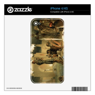 Ateseh-Gah, Indians Devoted to the Cult of Fire, B Decals For The iPhone 4S