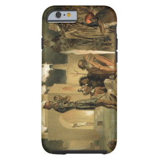 Ateseh-Gah, Indians Devoted to the Cult of Fire, B Tough iPhone 6 Case
