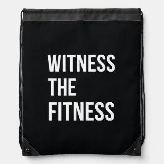 Atestigüe el blanco del negro de la cita del mochilas