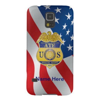 ATF Badge Galaxy S5 Covers