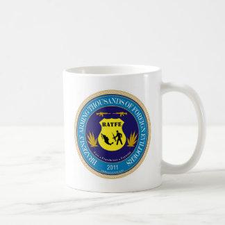 ATF / BATFE Spoof Logo Mug