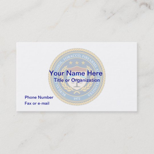 Atf business card zazzle atf business card colourmoves
