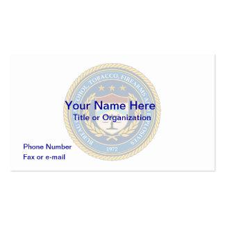 ATF Business Card