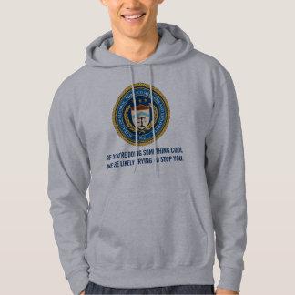 ATF Doing Something Cool Shirt