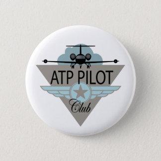 ATF Pilot Club Pinback Button