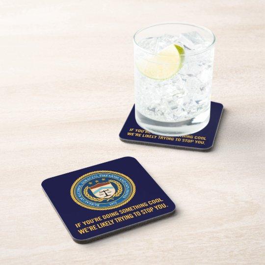 ATF Premium Cork Coasters