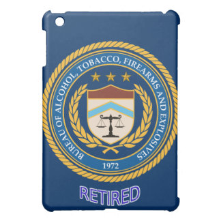 ATF Retired  Cover For The iPad Mini