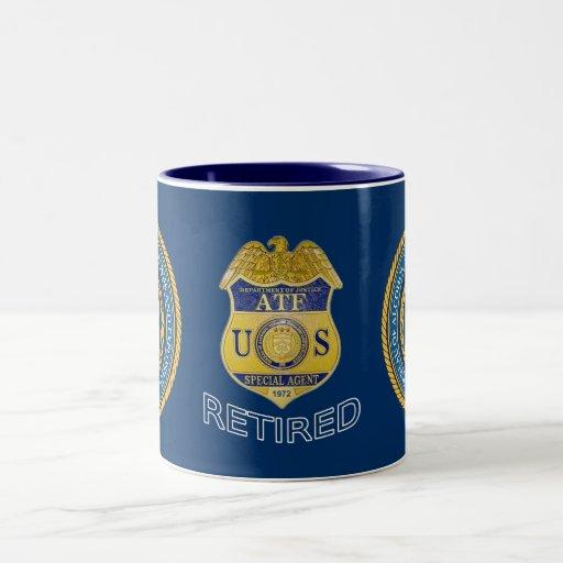 ATF Retired Mug