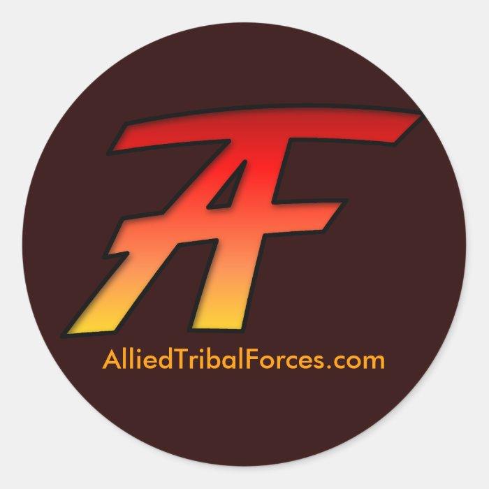 ATF Stickers