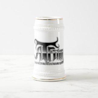 atfamlogo 18 oz beer stein