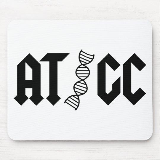 ATGC - Base pairs Mouse Pad