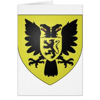 Ath, Belgium Card