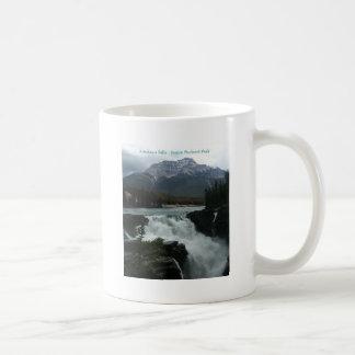 Athabasca Falls Jasper National Park Coffee Mug