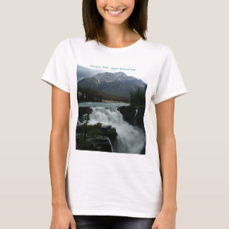 Athabasca Falls Jasper National Park T-Shirt