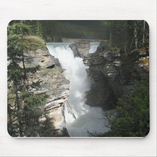 Athabasca Falls Mouse Mats