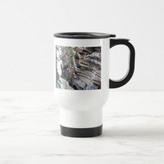 Athabasca Falls Travel Mug