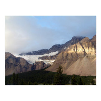 Athabasca Glacier/ Greetings from Canada Postcard