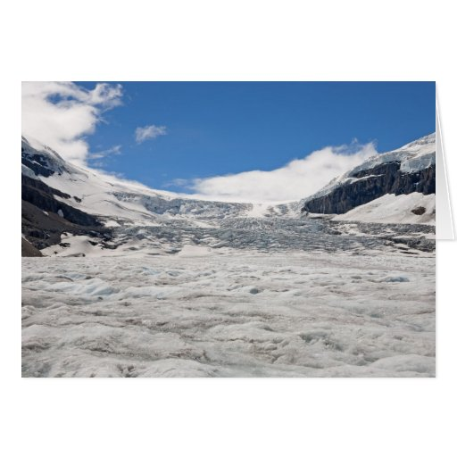 Athabasca Glacier Note Card