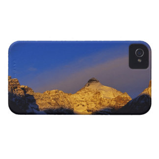 Athabasca & Hilda Peaks in the Canadian Rockies Case-Mate iPhone 4 Case