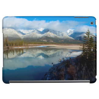 Athabasca River, Jasper National Park, Alberta iPad Air Covers