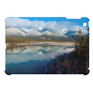 Athabasca River, Jasper National Park, Alberta iPad Mini Case