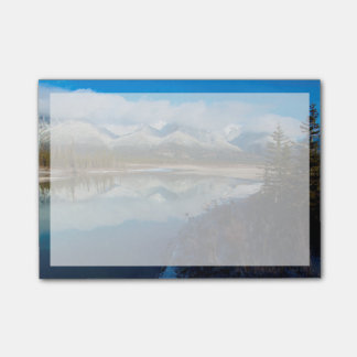 Athabasca River, Jasper National Park, Alberta Post-it Notes