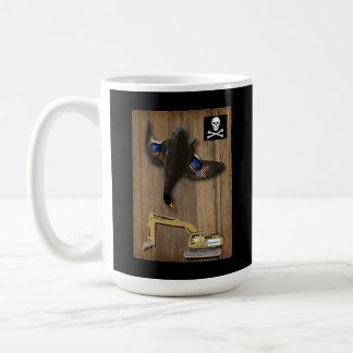Athabasca Tar Sands Duck Mount Coffee Mug