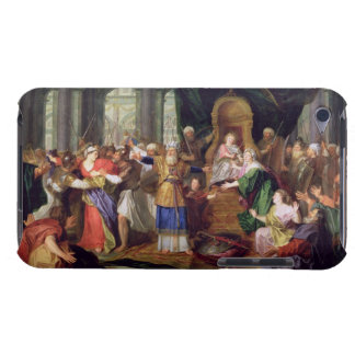 Athaliah Expelled from the Temple, c.1697 (oil on iPod Touch Cover