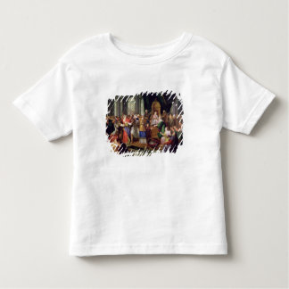 Athaliah Expelled from the Temple, c.1697 (oil on Toddler T-shirt