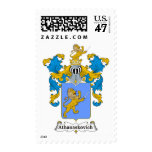 Athanaskovich Family Hungarian Coat of Arms Postage