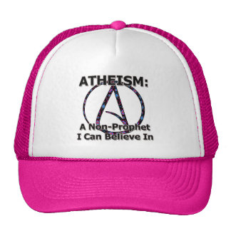 Atheism: A Non-Prophet I Can Believe In Trucker Hat