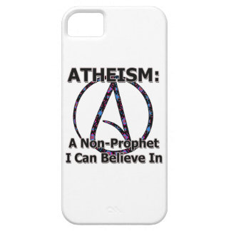Atheism: A Non-Prophet I Can Believe In iPhone SE/5/5s Case