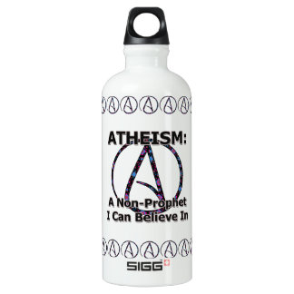 Atheism: A Non-Prophet I Can Believe In SIGG Traveler 0.6L Water Bottle