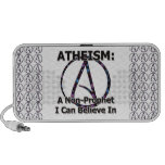 Atheism: A Non-Prophet I Can Believe In iPod Speaker